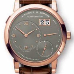 Ремонт часов A.Lange and Sohne 101.033 Lange 1 RG в мастерской на Неглинной