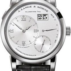 Ремонт часов A.Lange and Sohne 101.039 Lange 1 WG в мастерской на Неглинной