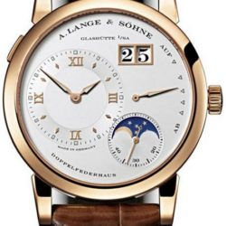 Ремонт часов A.Lange and Sohne 109.032 Lange 1 Moonphase в мастерской на Неглинной