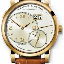 Ремонт часов A.Lange and Sohne 115.022 Grand Lange 1 L901.2 в мастерской на Неглинной