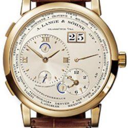 Ремонт часов A.Lange and Sohne 116.021 Lange 1 Time Zone L031.1 в мастерской на Неглинной