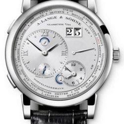 Ремонт часов A.Lange and Sohne 116.025 Lange 1 Time Zone Platinum в мастерской на Неглинной
