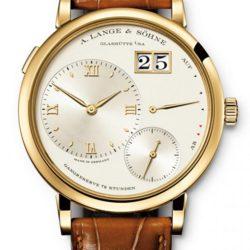 Ремонт часов A.Lange and Sohne 117.021 Grand Lange 1 L095.1 в мастерской на Неглинной