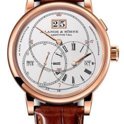 """Ремонт часов A.Lange and Sohne 118.032 Richard Lange Perpetual Calendar """"Terraluna"""" в мастерской на Неглинной"""