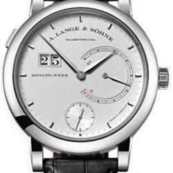 Ремонт часов A.Lange and Sohne 130.025 Lange 31 L034.1 в мастерской на Неглинной