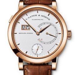 Ремонт часов A.Lange and Sohne 130.032 Lange 31 L034.1 в мастерской на Неглинной