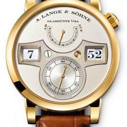 Ремонт часов A.Lange and Sohne 140.021 Lange Zeitwerk YG в мастерской на Неглинной