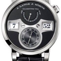 Ремонт часов A.Lange and Sohne 140.029 Lange Zeitwerk 41.9mm в мастерской на Неглинной
