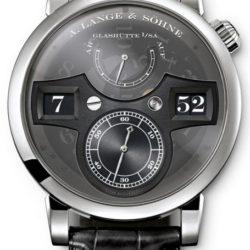 Ремонт часов A.Lange and Sohne 140.035 Lange Zeitwerk Luminous в мастерской на Неглинной