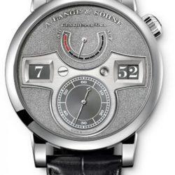 Ремонт часов A.Lange and Sohne 140.048 Lange Zeitwerk L043.1 в мастерской на Неглинной