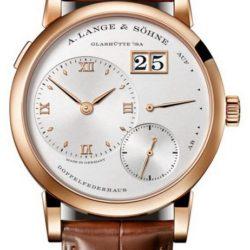Ремонт часов A.Lange and Sohne 191.032 Lange 1 Automatic в мастерской на Неглинной