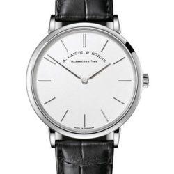 Ремонт часов A.Lange and Sohne 211.027 Saxonia Thin в мастерской на Неглинной