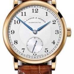 Ремонт часов A.Lange and Sohne 235.021 1815 38.5mm в мастерской на Неглинной
