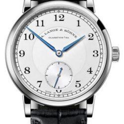 Ремонт часов A.Lange and Sohne 235.026 1815 38.5mm в мастерской на Неглинной