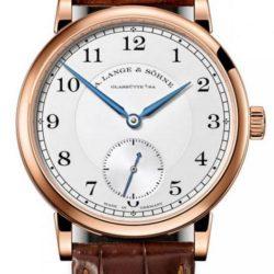 Ремонт часов A.Lange and Sohne 235.032 1815 38.5mm в мастерской на Неглинной