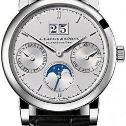 Ремонт часов A.Lange and Sohne 330.025 Saxonia Annual Calendar в мастерской на Неглинной