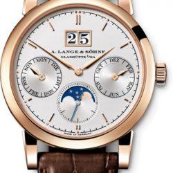 Ремонт часов A.Lange and Sohne 330.032 Saxonia Annual Calendar в мастерской на Неглинной