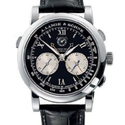 Ремонт часов A.Lange and Sohne 404.035 Double Split Chronograph в мастерской на Неглинной
