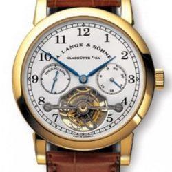 Ремонт часов A.Lange and Sohne 701.001 Unforgettable Masterpieces Tourbillon `Pour le Merite` в мастерской на Неглинной