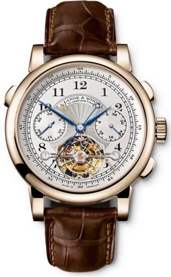 Ремонт часов A.Lange and Sohne 712.050 1815 165 Years - Homage to F.A. Lange Tourbograph `Pour le Merite` в мастерской на Неглинной