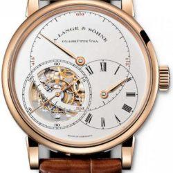 """Ремонт часов A.Lange and Sohne 760.032 Richard Lange Tourbillon """"Pour le Merite"""" в мастерской на Неглинной"""