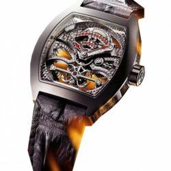 Ремонт часов Antoine Preziuso Black Devil – BD Tourbillons Skeleton в мастерской на Неглинной