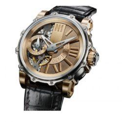Ремонт часов Antoine Preziuso Mega Tourbillon Tourbillons Skeleton в мастерской на Неглинной