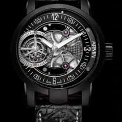Ремонт часов Armin Strom CO12-TC.50 Stainless Steel PVD-black Special Editions Tourbillon Earth (Coffret) в мастерской на Неглинной