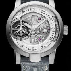 Ремонт часов Armin Strom TI14-TA.M.50 Gravity Tourbillon Air в мастерской на Неглинной