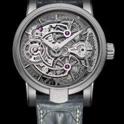 Ремонт часов Armin Strom TI15-PA.RH Skeleton Pure Air в мастерской на Неглинной