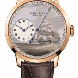 Ремонт часов Arnold & Son 1ARAP.M02A.C120P Instrument Collection TB East India Company Set - The Honourable East India Company's Ship в мастерской на Неглинной