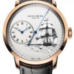 Ремонт часов Arnold & Son 1ARAP.W08A.C120A Instrument Collection HMS Beagle Set в мастерской на Неглинной