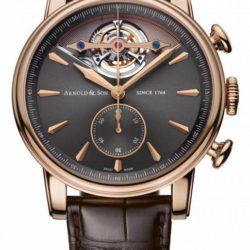 Ремонт часов Arnold & Son 1CTAR.G01A.C112R Royal Collection TEC1 Tourbillon Chronograph в мастерской на Неглинной