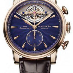 Ремонт часов Arnold & Son 1CTAR.U01A.C112R Royal Collection TEC1 Tourbillon Chronograph в мастерской на Неглинной