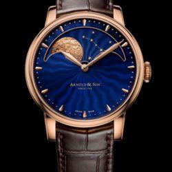 Ремонт часов Arnold & Son 1GLAR.U01A.C123A Royal Collection HM Perpetual Moon в мастерской на Неглинной