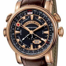 Ремонт часов Arnold & Son 1H6AP.B06A.C60B Royal Collection Hornet World Timer в мастерской на Неглинной