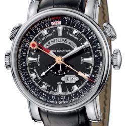 Ремонт часов Arnold & Son 1H6AS.B05A.C79F Royal Collection Hornet World Timer в мастерской на Неглинной