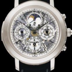 Ремонт часов Audemars Piguet 25996TI.OO.D002CR.01 Jules Audemars Grande Complication в мастерской на Неглинной