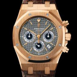 Ремонт часов Audemars Piguet 26022OR.OO.D098CR.02 Royal Oak Royal Oak Chronograph 39 mm в мастерской на Неглинной