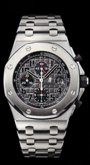 Ремонт часов Audemars Piguet 26170TI.OO.1000TI.01 Royal Oak Offshore Chronograph Titanium в мастерской на Неглинной