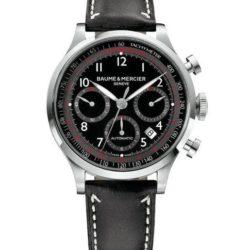 Ремонт часов Baume & Mercier 10001 Capeland Chronograph в мастерской на Неглинной