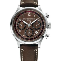 Ремонт часов Baume & Mercier 10002 Capeland Chronograph в мастерской на Неглинной