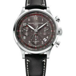 Ремонт часов Baume & Mercier 10003 Capeland Chronograph в мастерской на Неглинной