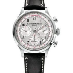 Ремонт часов Baume & Mercier 10005 Capeland Chronograph в мастерской на Неглинной