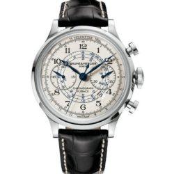 Ремонт часов Baume & Mercier 10006 Capeland Flyback Chronograph в мастерской на Неглинной
