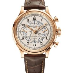 Ремонт часов Baume & Mercier 10007 Capeland Flyback Chronograph в мастерской на Неглинной