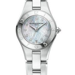 Ремонт часов Baume & Mercier 10011 Linea Quartz в мастерской на Неглинной
