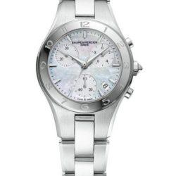 Ремонт часов Baume & Mercier 10012 Linea Chronograph в мастерской на Неглинной