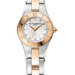 Ремонт часов Baume & Mercier 10015 Linea Quartz в мастерской на Неглинной