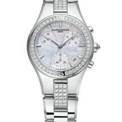 Ремонт часов Baume & Mercier 10017 Linea Chronograph в мастерской на Неглинной